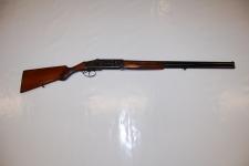 Een pistool in het frans