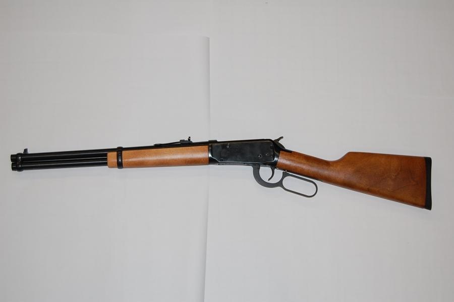 Zwaar kaliber geweer van winchester