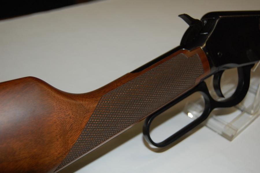 Klein kaliber geweer levelaction
