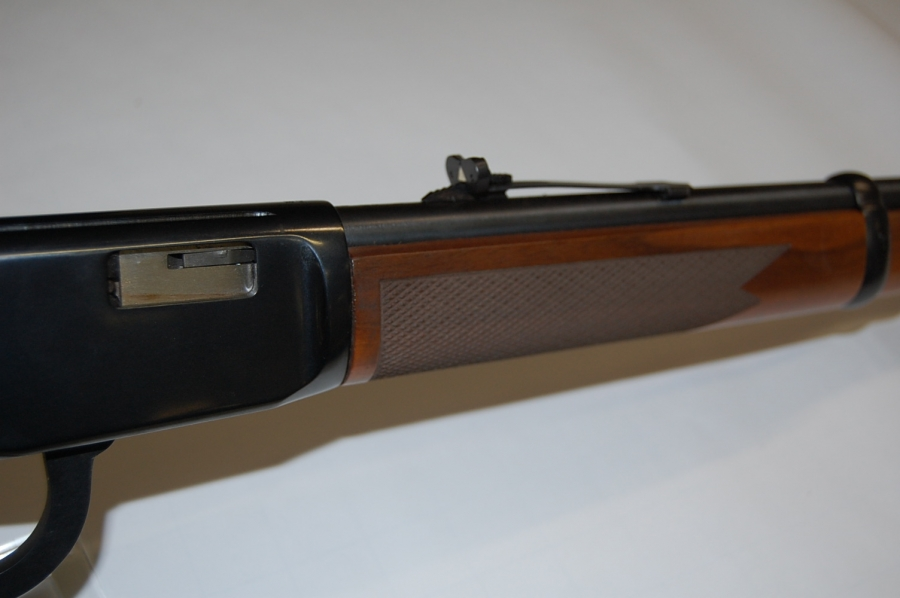 Klein kaliber geweer 22wm