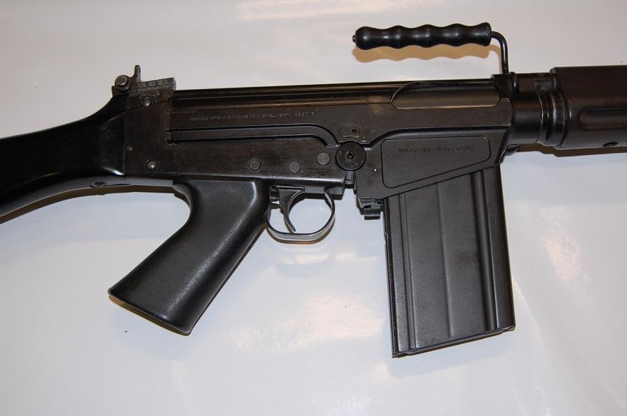 Militair geweer en dynamische geweer